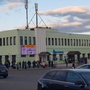 Экран Ж/Д вокзал г.Борисов