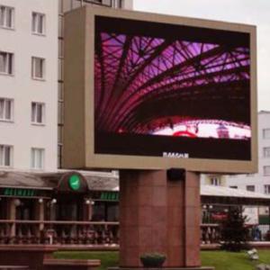 Экраны на пл. Победы г.Витебск