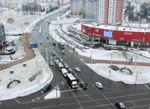 Экран ул.Гурского,43 г.Минск